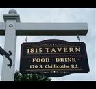 1815 Tavern Restaurant - Logo