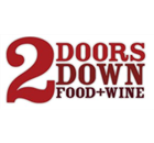2 Doors Down - Dartmouth Restaurant - Logo