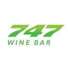 747 Winebar Restaurant - Logo
