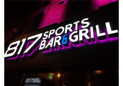 817 Sports Bar & Grill Restaurant - Picture