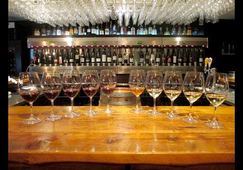accords bar à vin | resto Restaurant - Picture