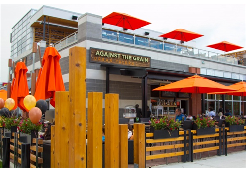 Against The Grain Urban Tavern - Leaside Restaurant - Picture