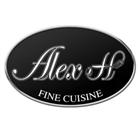 Alex H Restaurant - Logo