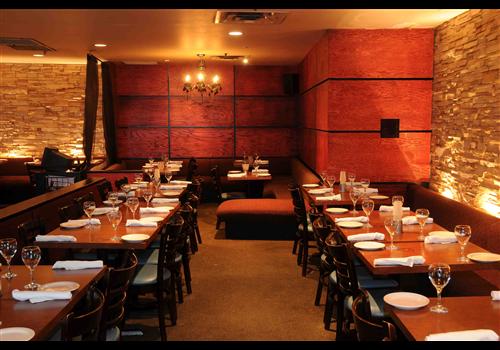 Alleycatz Restaurant Lounge Restaurant - Picture