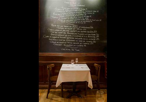 Au Petit Extra Restaurant - Picture
