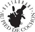 Au Pied de Cochon à la campagne Restaurant - Logo
