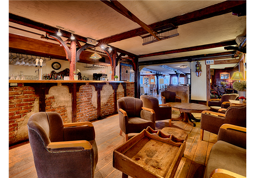 Auberge Handfield Restaurant - Picture