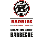 Barbies Resto Bar Grill - Beloeil Restaurant - Logo
