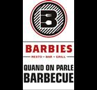 Barbies Resto Bar Grill - Beloeil Restaurant - Logo