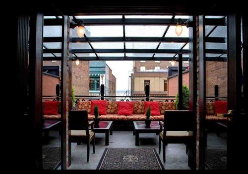 Bard & Banker Restaurant - Picture