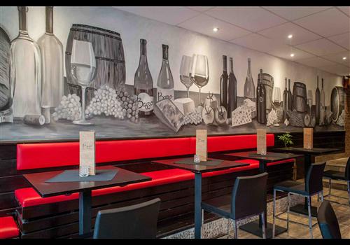 Basso Pizzeria  Restaurant - Picture