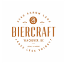 BierCraft Wesbrook at UBC Restaurant - Logo