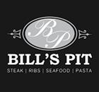 Bill's Pit Restaurant - Logo