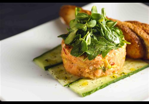 Bistro Café Summum (La Baie) Restaurant - Picture
