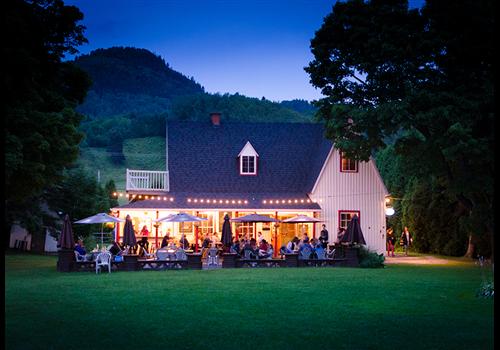 Bistro la Chasse-Pinte Restaurant - Picture