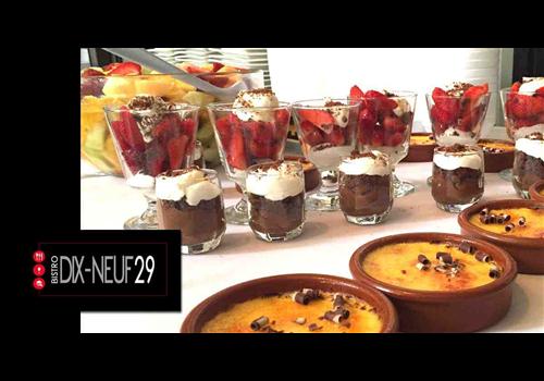 Bistro Dix-Neuf29 Restaurant - Picture
