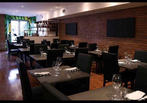 Bistro Les Nomades Restaurant - Picture