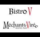 Bistro V / Méchante Virée  Restaurant - Logo