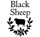 Black Sheep Restaurant - Lower Water Street Restaurant - Logo