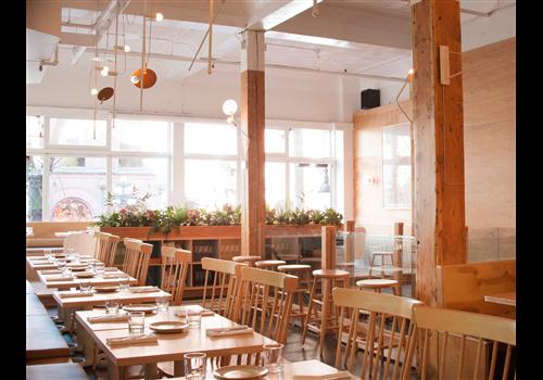 Blacktail Restaurant + Lounge Restaurant - Picture