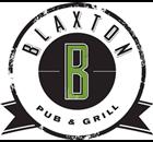 Blaxton - Lévis Restaurant - Logo
