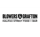 Blowers and Grafton - Whyte Restaurant - Logo