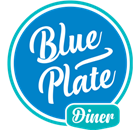 Blue Plate Diner Restaurant - Logo