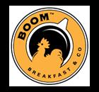 Boom Breakfast - Eglinton Restaurant - Logo