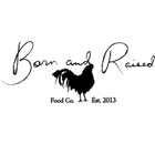 Born and Raised Restaurant - Logo