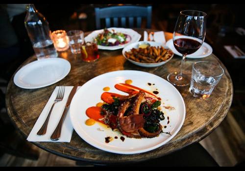 Born and Raised Restaurant - Picture