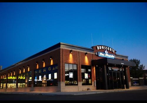 Brasserie Des Rapides- BDR Restaurant - Picture