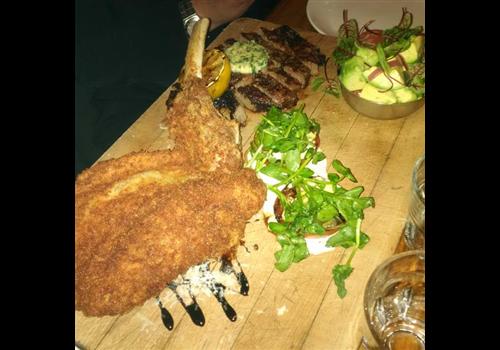 Brasserie Lucille's Restaurant - Picture