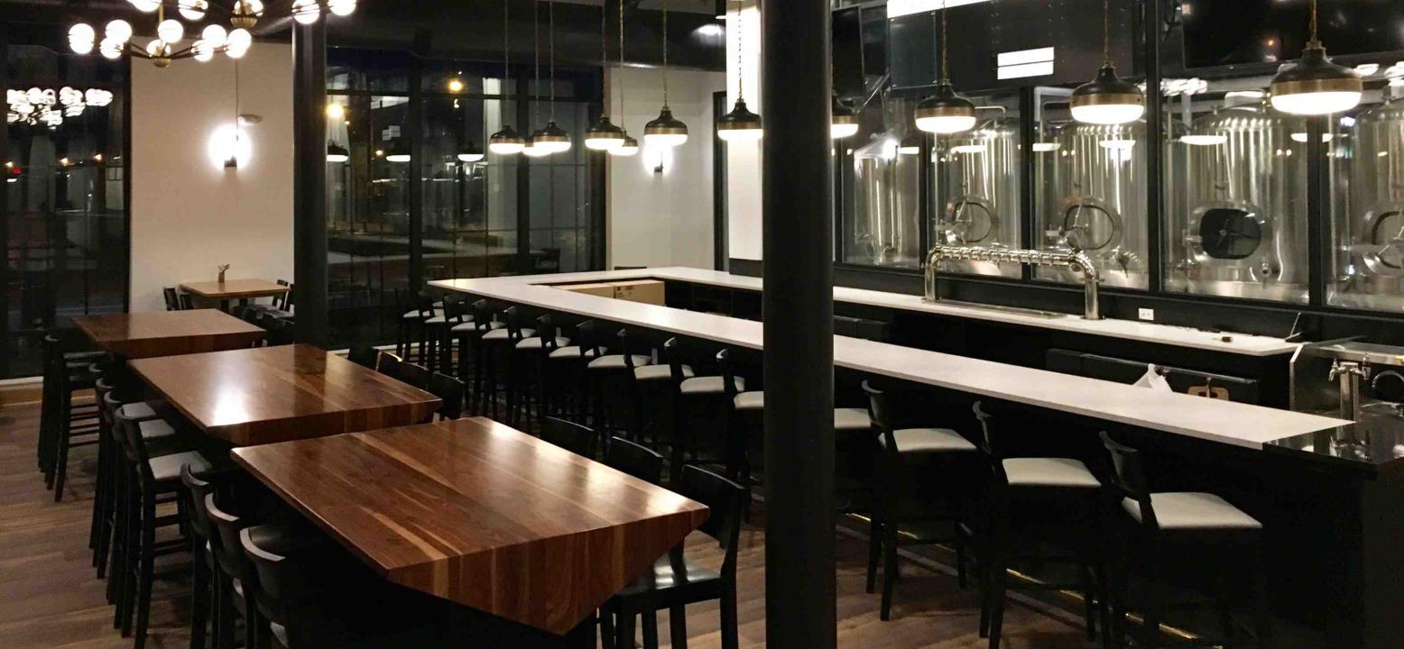 BRIM Kitchen + Brewery Restaurant - Picture