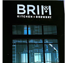BRIM Kitchen + Brewery Restaurant - Logo
