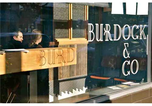 Burdock & Co Restaurant - Picture