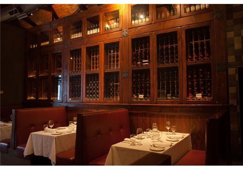 C&A Steak Company Restaurant - Picture
