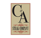 C&A Steak Company Restaurant - Logo