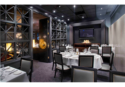 Caesar's Steak House & SPQR Lounge Willow Park Restaurant - Picture