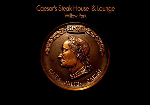 Caesar's Steak House & SPQR Lounge Willow Park Restaurant - Picture