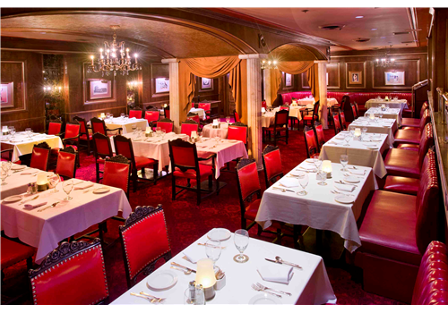 Caesar's Steak House & Lounge Downtown Restaurant - Picture
