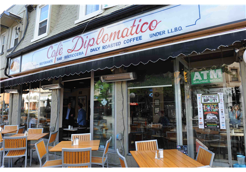 Cafe Diplomatico Restaurant - Picture