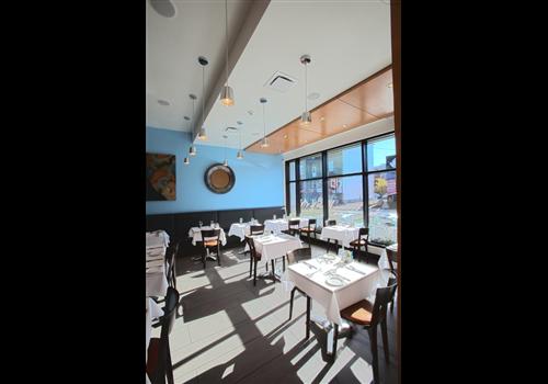 Café Sirocco Restaurant - Picture