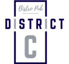 Restaurant District C Restaurant - Logo