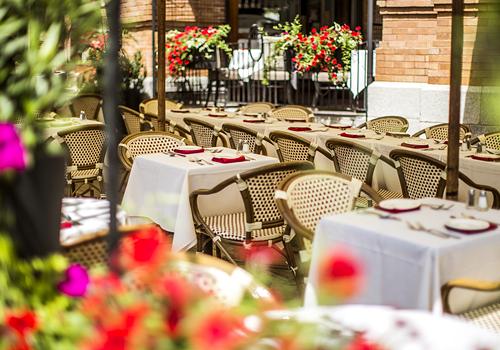 Ristorante Il Teatro (Le resto du Capitole) Restaurant - Picture