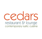 Cedars Restaurant and Lounge Restaurant - Logo