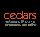 Cedars Restaurant and Lounge Restaurant - Logo