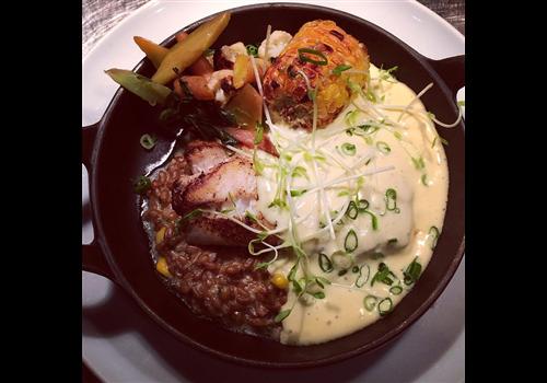 Chez Boulay - bistro boréal Restaurant - Picture