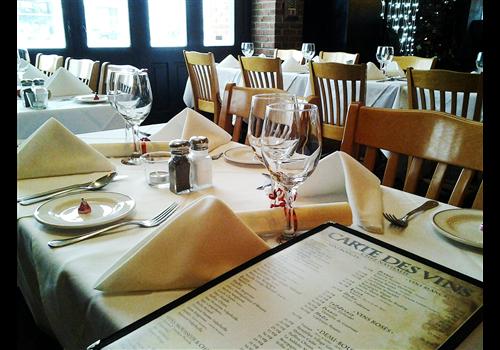 Chez Nathalie Restaurant - Picture