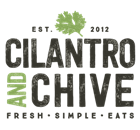 Cilantro and Chive Restaurant - Logo