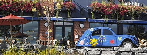 Cochon Dingue - Champlain Restaurant - Picture